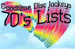 70's Lists Goodtime DJ