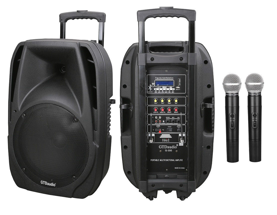 GTD Wireless Karaoke Speaker